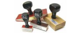 Traditional Wood Handled Stamps