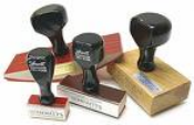Wood Handled,Traditional Wood Handled Stamps,economy stamp